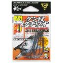 がまかつ ケン付タチウオ ストロング(ナノスムースコート) 3/0号(東日本店)