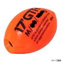 キザクラ 17'GTR M 00 オレンジ【ゆうパケット】