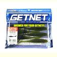 オーナー(OWNER) ゲットネット ジャスターフィッシュ GN−20 4.5インチ 02(ウォーターメロンw/シード)