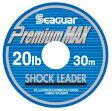 シーガー(SeaGuar) ショックリーダー プレミアムマックス 20m 30lb