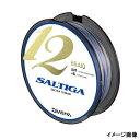 ダイワ(Daiwa) ソルティガ 12ブレイド 300m 2号 スーパーホワイト/ブルー/オレンジ/パープル/グリーン