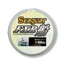 クレハ合繊(KUREHAGOHSEN) シーガーFXR船100m 単品 20.0号