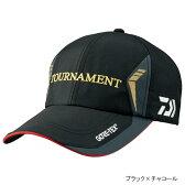 ダイワ(Daiwa) トーナメント ゴアテックス キャップ DC-1206 キング ブラック×チャコール