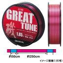 ダイワ(Daiwa) アストロン磯 グレイトチューン 200m 3.25号 ピンク