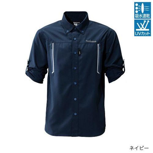 Fishing tackle point rakuten global market shimano for Shimano fishing shirts