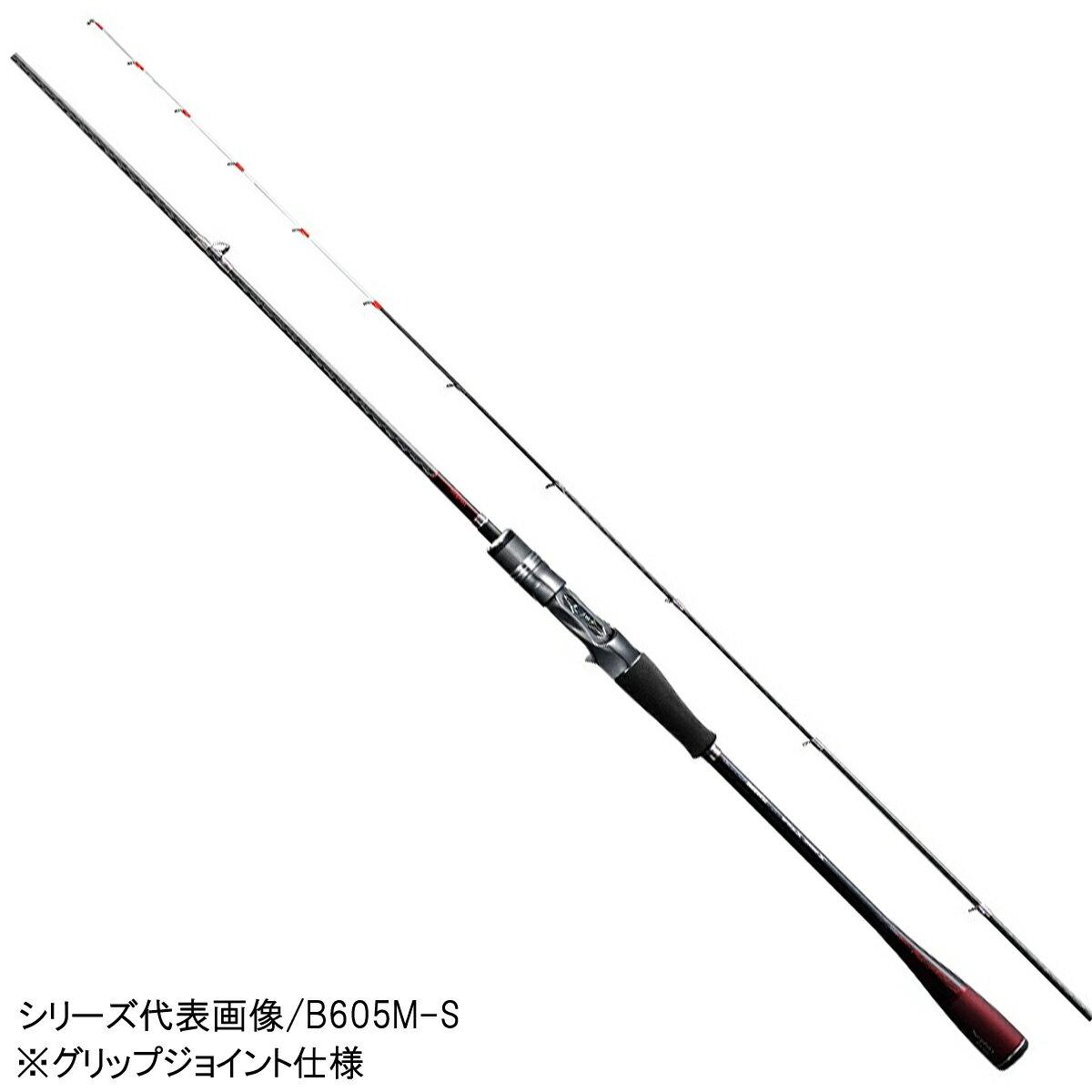 シマノ セフィア エクスチューン メタルスッテ B605L-GS