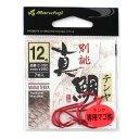 まるふじ 別誂 真鯛テンヤ専用 孫針 Z−050 12号 赤