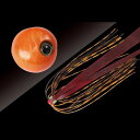 ジャッカル タングステン鯛カブラ ビンビン玉 スライド 120g オレンジオレンジ/コーラオレンジフレーク