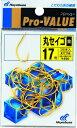ハヤブサ(HAYABUSA) B17159 12号 プロバリュー 丸セイゴ金