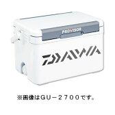 ダイワ(Daiwa) プロバイザー GU−2700 ライトグレー クーラーボックス