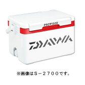 ダイワ(Daiwa) プロバイザー S−2700 レッド クーラーボックス