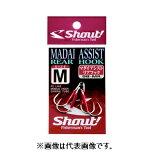 シャウト(Shout!) 98ーMRマダイアシストリアフックLマダイ鈎15号