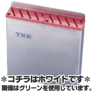 TKG 18-8ステンレスプラ板付カラーナイフラック 大 Aタイプ ホワイト