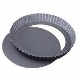 貝印 ケーキ用焼き型 HomemadeCakes テフロン セレクト 底取れ式 パイ皿 21cm DL-5589