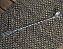 送料無料!ユキワ(YUKIWA) UK 18-8 ステンレス製 ツイストバースプーン L 31.5cm 0330 2150【smtb-k】【w3】【メール便対応専用】