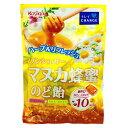 春日井製菓 ノンシュガーマヌカ蜂蜜のど飴 70g×12入