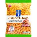 岩塚製菓 米+とうもろこしあられ焦がし醤油味 70g×12入
