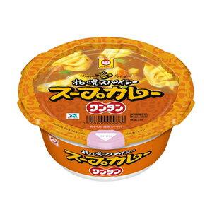 東洋水産 マルちゃん スープカレーワンタン 29g×12入