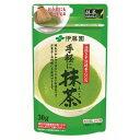 伊藤園 手軽に抹茶 6.0g×30P×30(6本×5)入