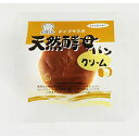 デイプラス 天然酵母パン クリーム 12入