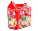 ニュータッチ 街一番 中華そば しょう油味 5食×6袋