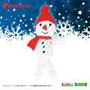 【ポンポリース】デンタルロープTOY スノーマン 犬/おもちゃ/クリスマス