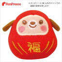 【ポンポリース】PeePeeTOY ワンコだるま 犬/おもち...