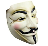 V for Vendetta Mask / ���Υ˥ޥ�/�������ե������� ���� �ޥ��� pvc �����? ���꡼��