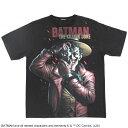 【DC】「バットマン」 ジョーカー バットマン:キリングジョークTシャツ