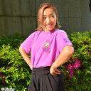 【Disney(ディズニー)/デイジーダック】WELCOME FRIENDS/Tシャツ
