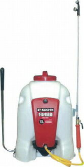 1 Hex tall negative expressions manual sprayer Grand Master RV-15DX koshin KOSHIN BARROW pressurized 5P13oct1415_b