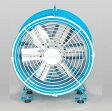 軸流型送風機 AFR-12-P 圧縮 エアー式 エアフィルター・ルブリケーター付 AFR12P 02P01Oct16