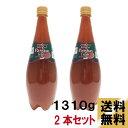 パッションフルーツソース1310g 2本セット パッションフルーツジュース 果汁50%以上 ピューレ フレーバーズダリ 送料無料