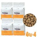 ナチュラルハーベスト/ベーシックフォーミュラ/ナーサリー/大袋 (4.0kg)×4袋セット/ポイント10倍/Natural Harvest//送料無料/