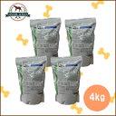 フィッシュワン ライトシニア (サーモン&ポテト) 4kg(1kg×4袋)/送料無料/