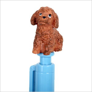 REAL DOG pen poodle