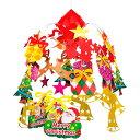 メリークリスマスセンター H52×W45cm 不織布・紙・PET・PVC【1ヶ入】