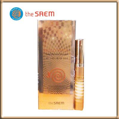 THE SAEM ゴールド スネイル スワール リンクル プランパー 15ml