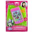 PT10倍!! 3日19時〜 ミニー プレイスマートフォン 11675 Disney ミニーマウス おもちゃ スマホ 携帯電話 スマートフォン ゆうパケット可