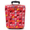 ショッピングタイヤ バービー Barbie キャリーバッグ 12436 タイヤ付きバッグ 鞄 かばん メール便不可