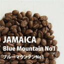 コーヒー豆 ジャマイカ ブルーマウンテンNo1 500g