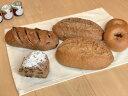 大好評♪全粒粉100%のパン5種類セット ☆送料込(冷蔵便) 3388円(税別)