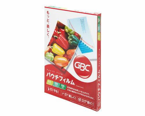 アコ・ブランズ・ジャパン GBCパウチフィルム A4サイズ/1000枚 YP100A4R-1000