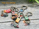[point up to 10 times!] ポルコロッソ /japlish key ring MADE: (JAPAN) [sokunou] [easy ギフ _ packing] made in Japan [fr-jp]