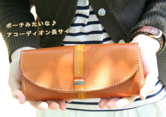 japlish Leather wallet made by Japanese craftman[nouki2]【fs01gm】