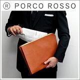 PORCO ROSSO(ポルコロッソ)L字クラッチM/革/本革/レザー/クラッチバッグ/セカンドバッグ/ビジネス
