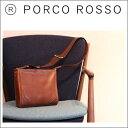 PORCO ROSSO(ポルコロッソ)ボックスミニショルダー/革/本革/レザー/ショルダーバッグ/斜め掛け/メンズ/レディース