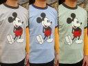 """【送料無料】 TOYS McCOY(トイズマッコイ) McHILL RINGER Tシャツ """"MICKEY MOUSE/ミッキーマウス"""" TMC1722 【あす..."""