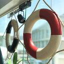 ショッピングうきわ スイムリングSサイズ浮き輪型オブジェネイビー