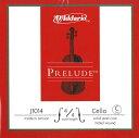 Prelude プレリュード チェロ弦 4C 4/4【メール便対応商品】